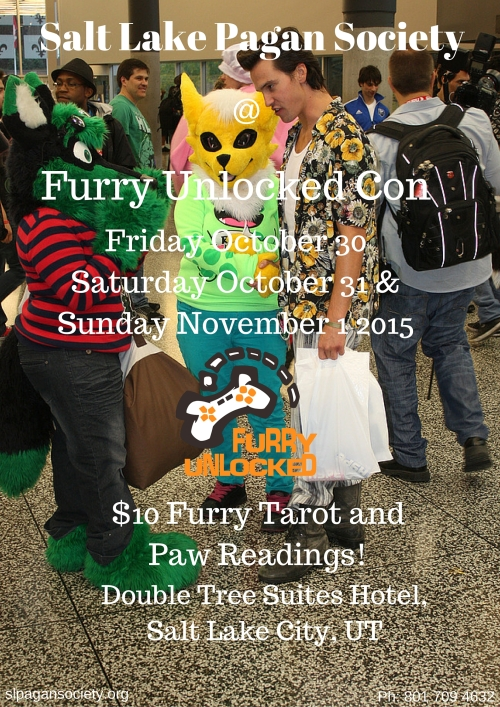 SLPS Furry Unlocked 2015 flyer