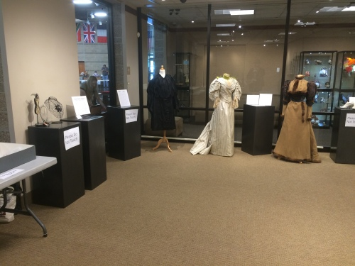 5th Annual Salt City Steamfest, Salt Lake Community College (SLCC) Fashion Institute-Margot L Shott Historic Fashion Collection, Friday, August 12, 2016, Utah Cultural Center, West Valley City, UT