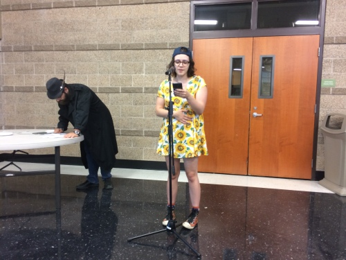 5th Annual Salt City Steamfest, Dead Poets Poetry Contest, Friday, August 12, 2016, Utah Cultural Center, West Valley City, UT